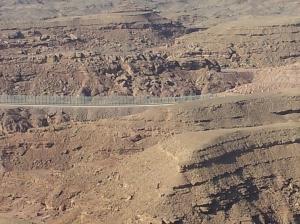 Sinai fence