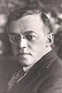Ze'ev Jabotinsky. Image courtesy of Wikipedia