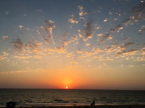 Rishon beach Rachel Bonder